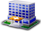 Healthcare Facility Icon